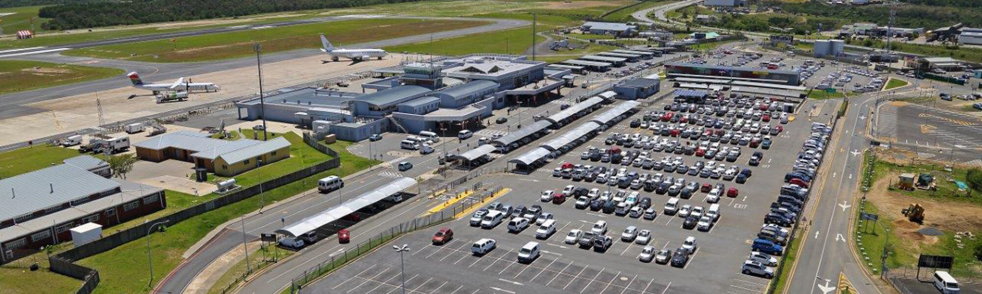 East London Long Stay Parking | SA Airports Or Tambo Carport Parking