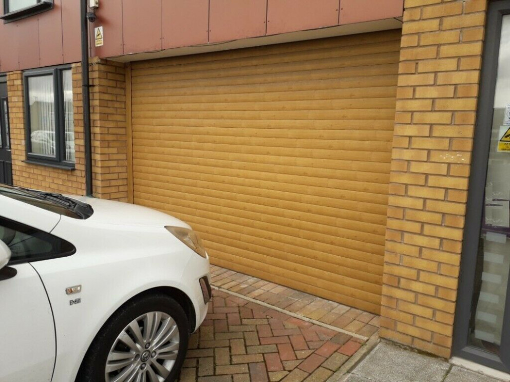 ELECTRIC ROLLER GARAGE DOOR- GARAGE DOOR - CARPORT DOOR - CARPORT SHUTTER,  insulated with sensor | in Lozells, West Midlands | Gumtree