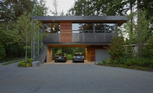 Ellis Residence On Bainbridge Island | Shelby White The ..