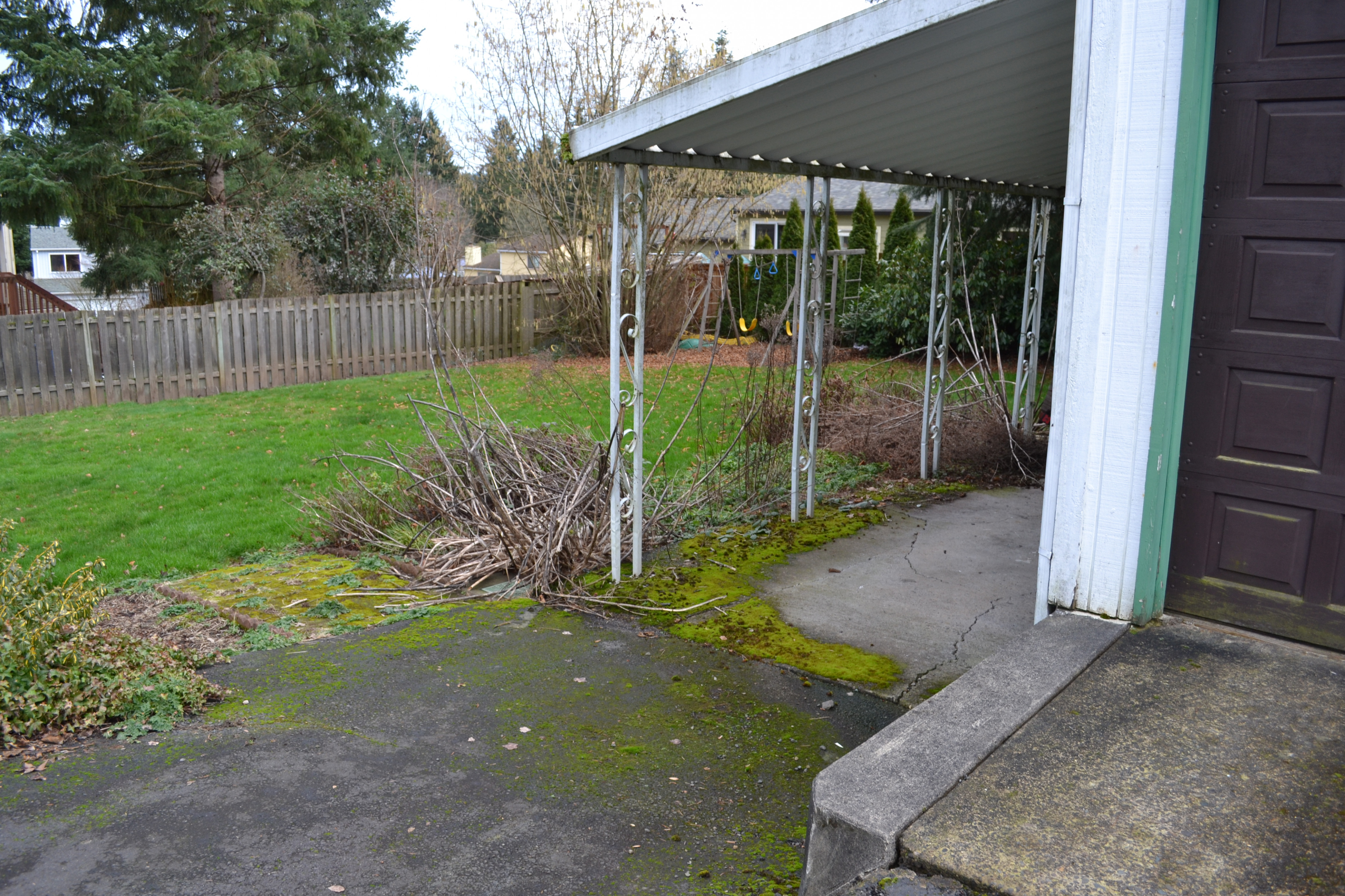 Enclosing A Carport, How Would You Do It? The Garage ..