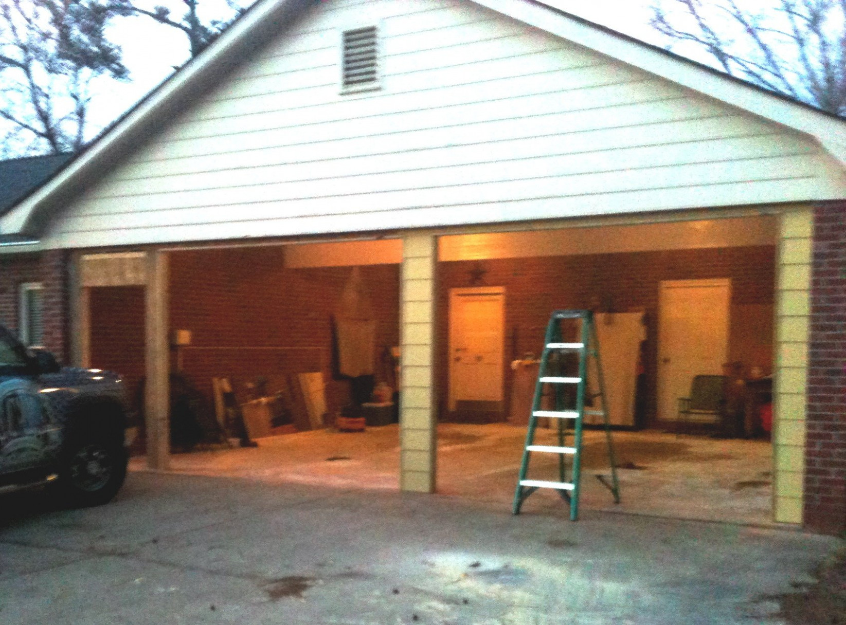 Enclosing A Carport Into A Garage Carport Into Room Convert ..