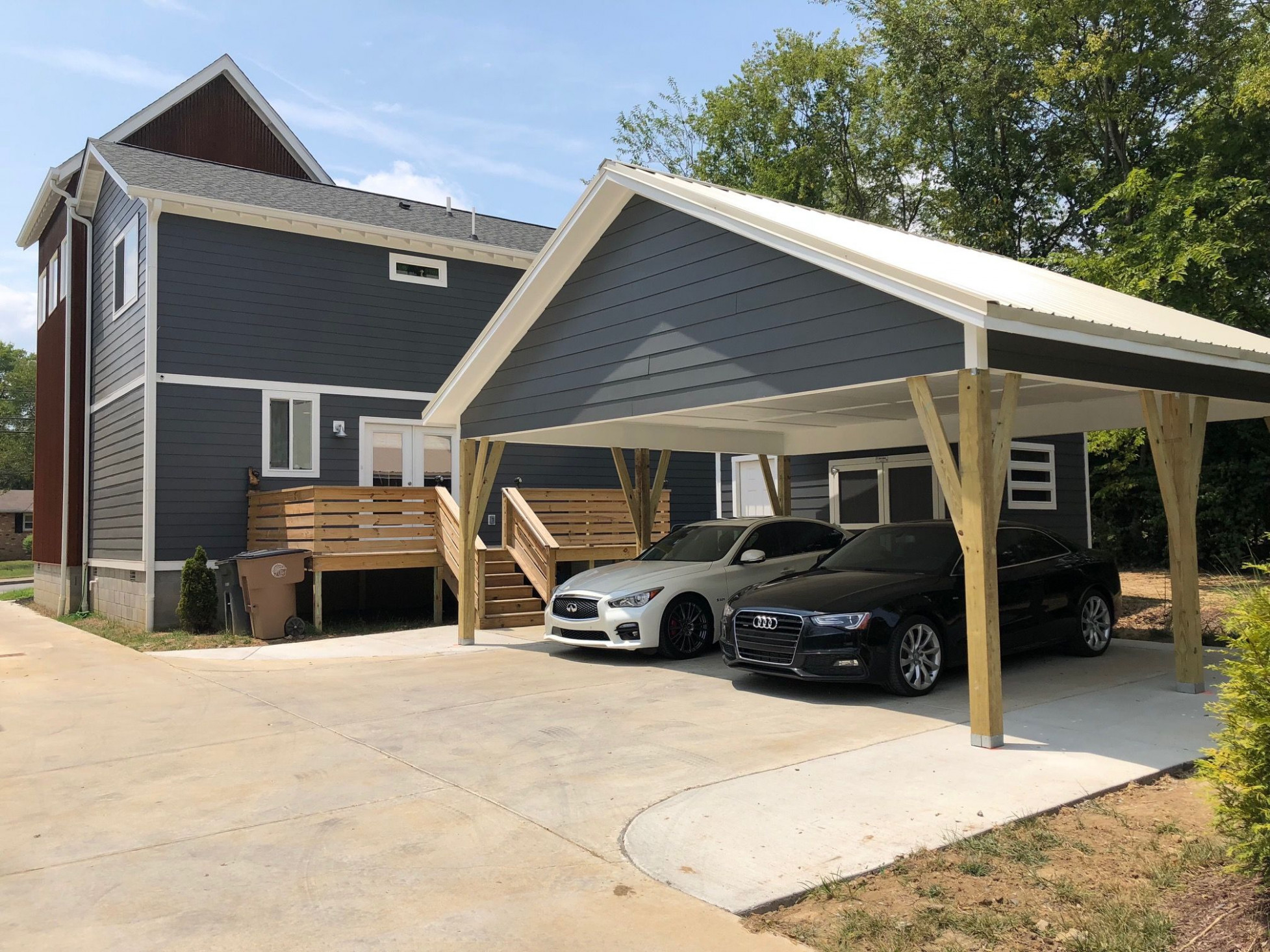 Enthusiasm Runs In The Family   Shed, Tuff Shed, New Homes Carport Roof Quotes