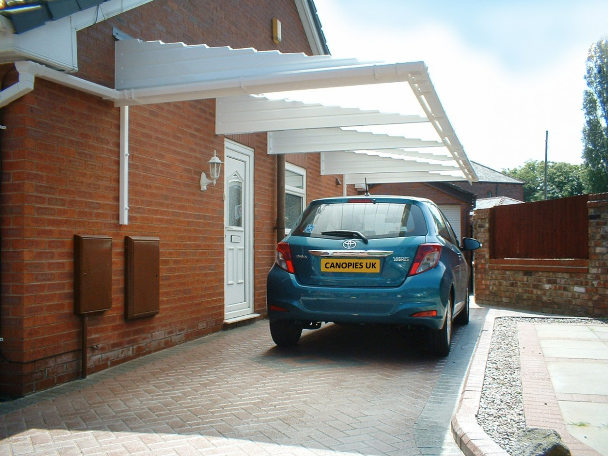 Everything You Need To Know About Carports   Canopies UK Carport Canopy Prices