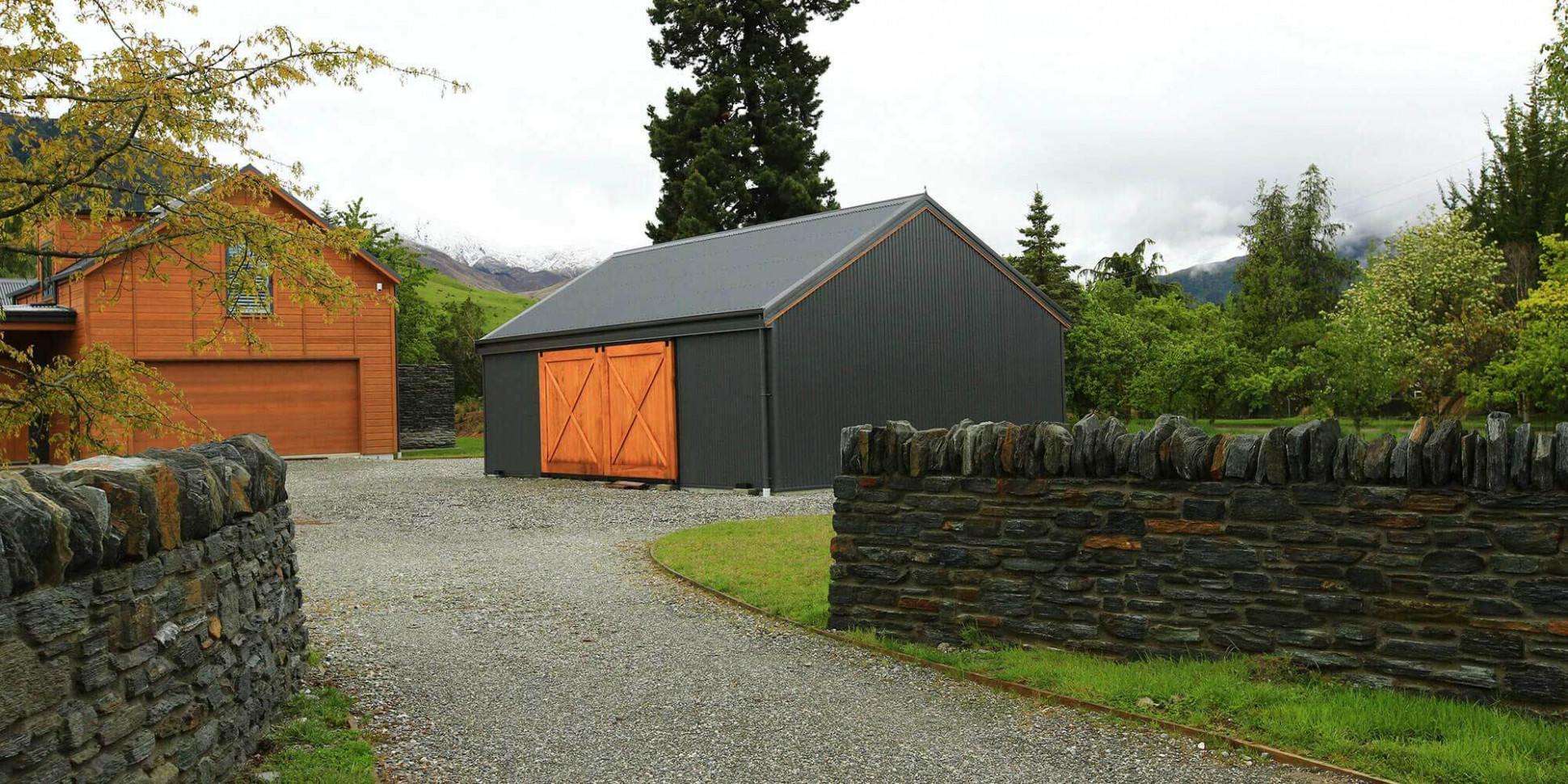 Fair Dinkum Sheds Is A Leading Provider Of NZ Made Steel Sheds Garage Carport Nz