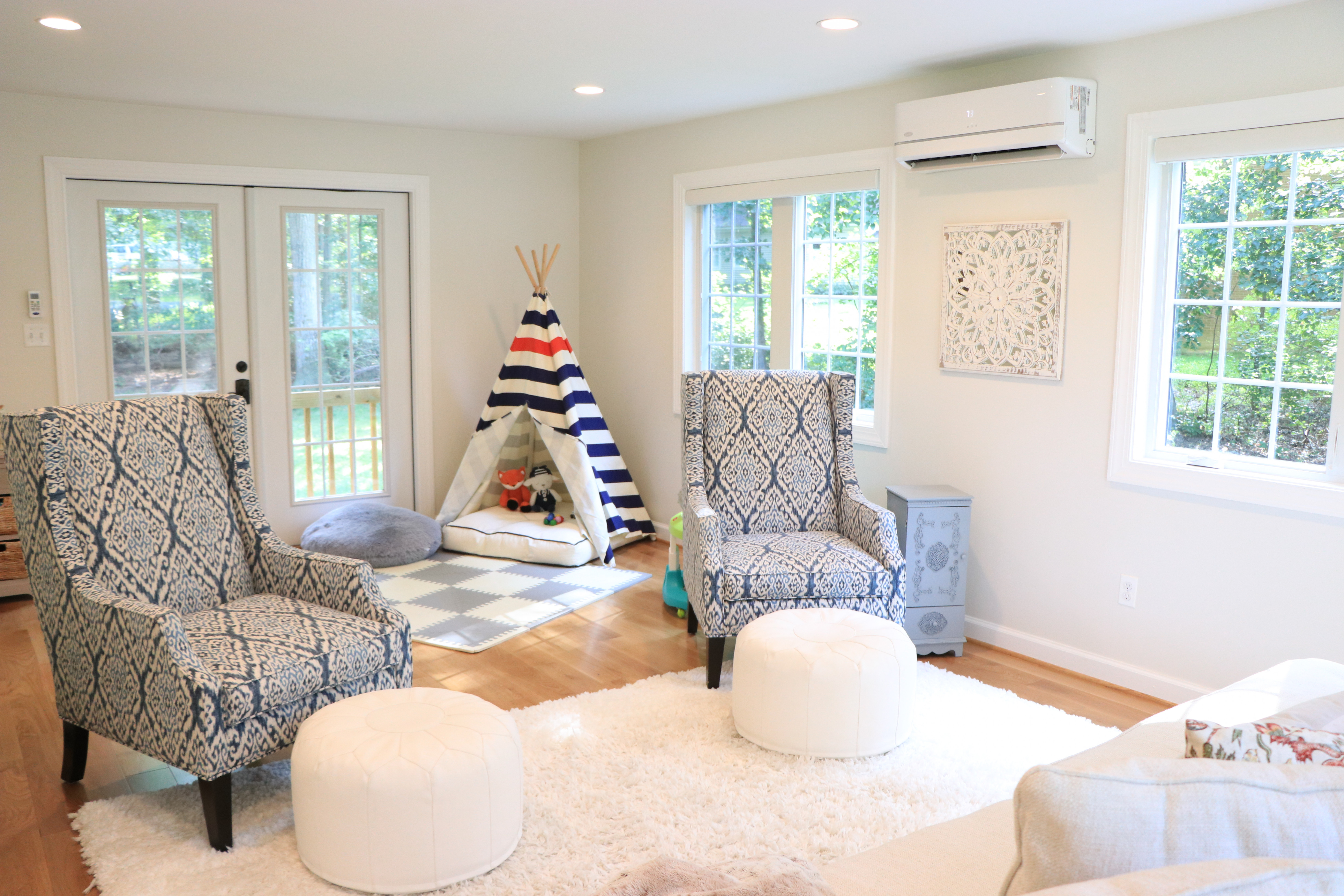 Family Room Addition || Carport Conversion – The Little ..