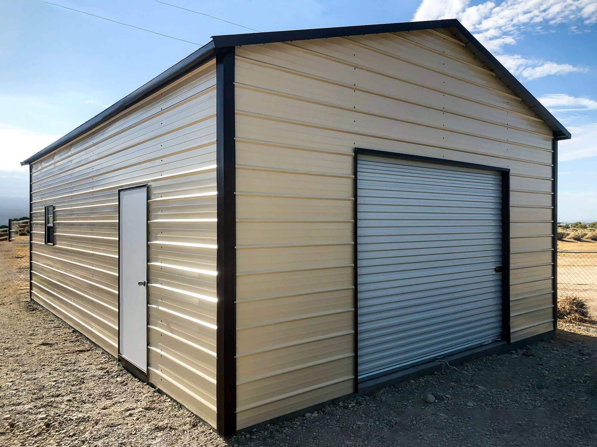 Features American Steel Carports, Inc