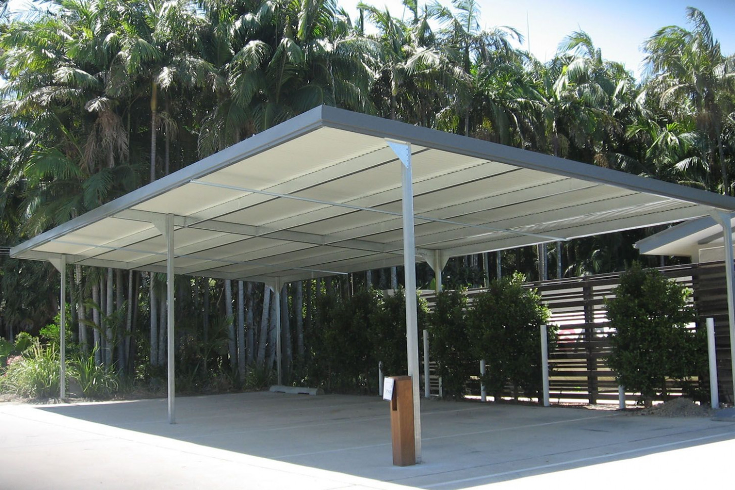 Flat Climax Multi Housing Character Carports Have Been ..