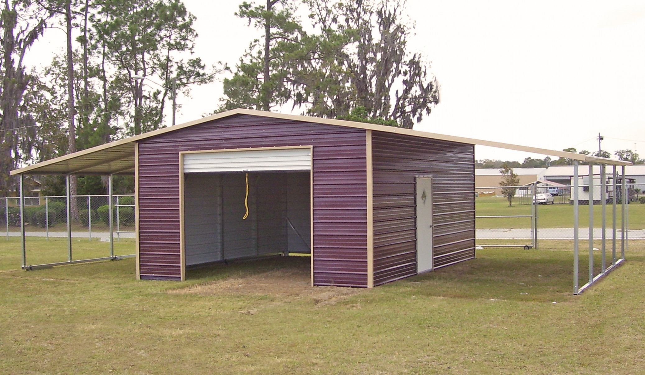 Florida Barn Packages Carports And Garages Com