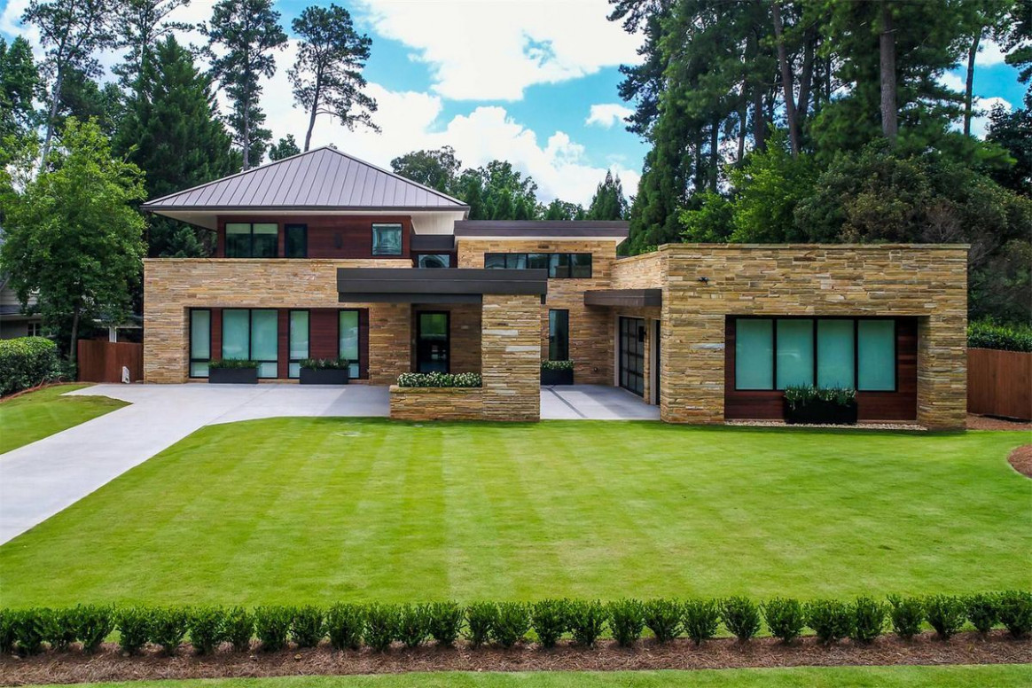 For $10.10M, This Buckhead Modern Brings Touches 'rarely Seen ..