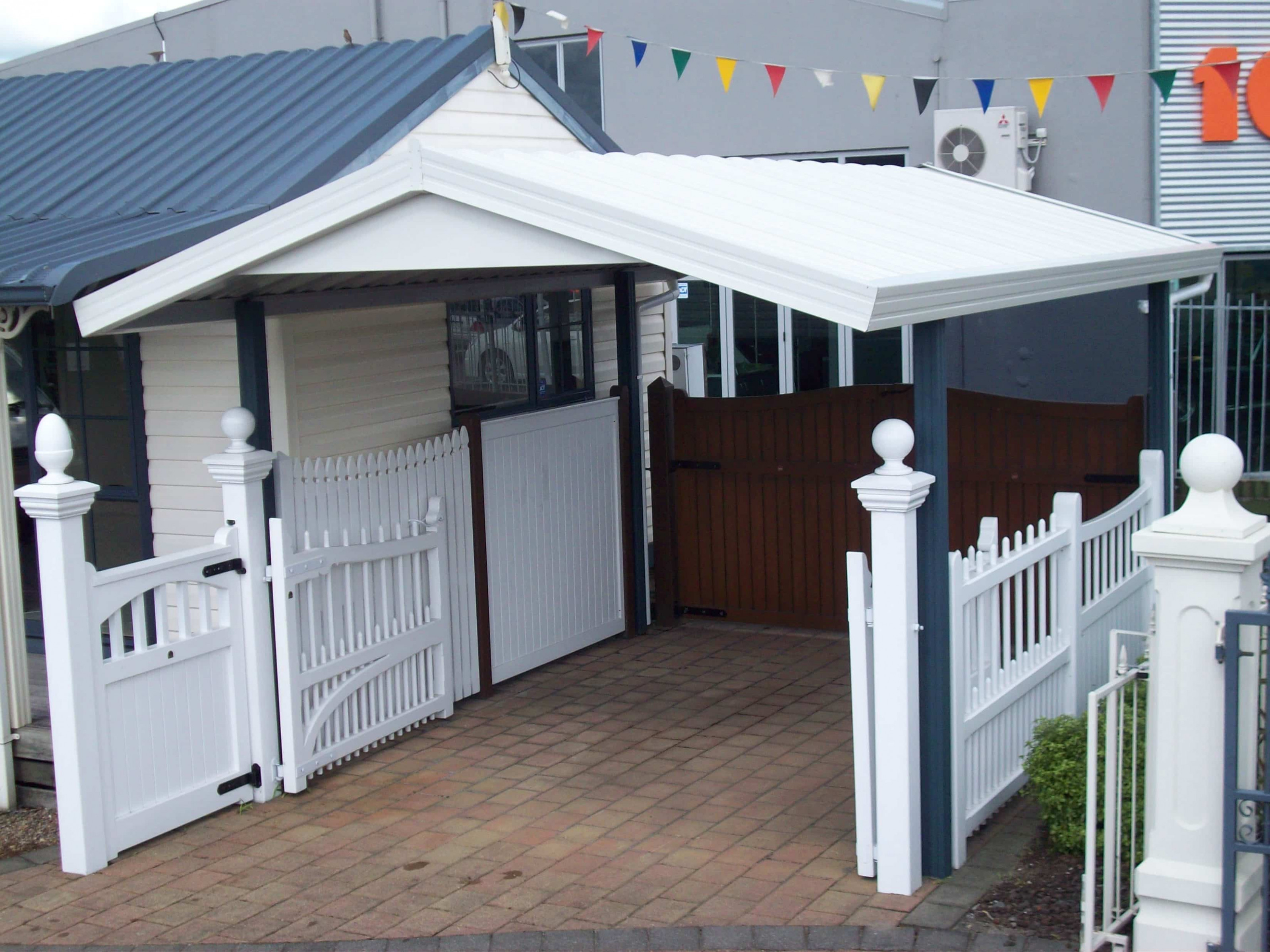 Formsteel Carports – Sheds And Shelters Clear Roof Carports