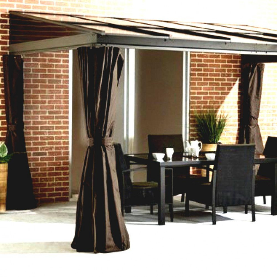 Four Seasonsmercial Wall Mounted Gazebo Lean To ..