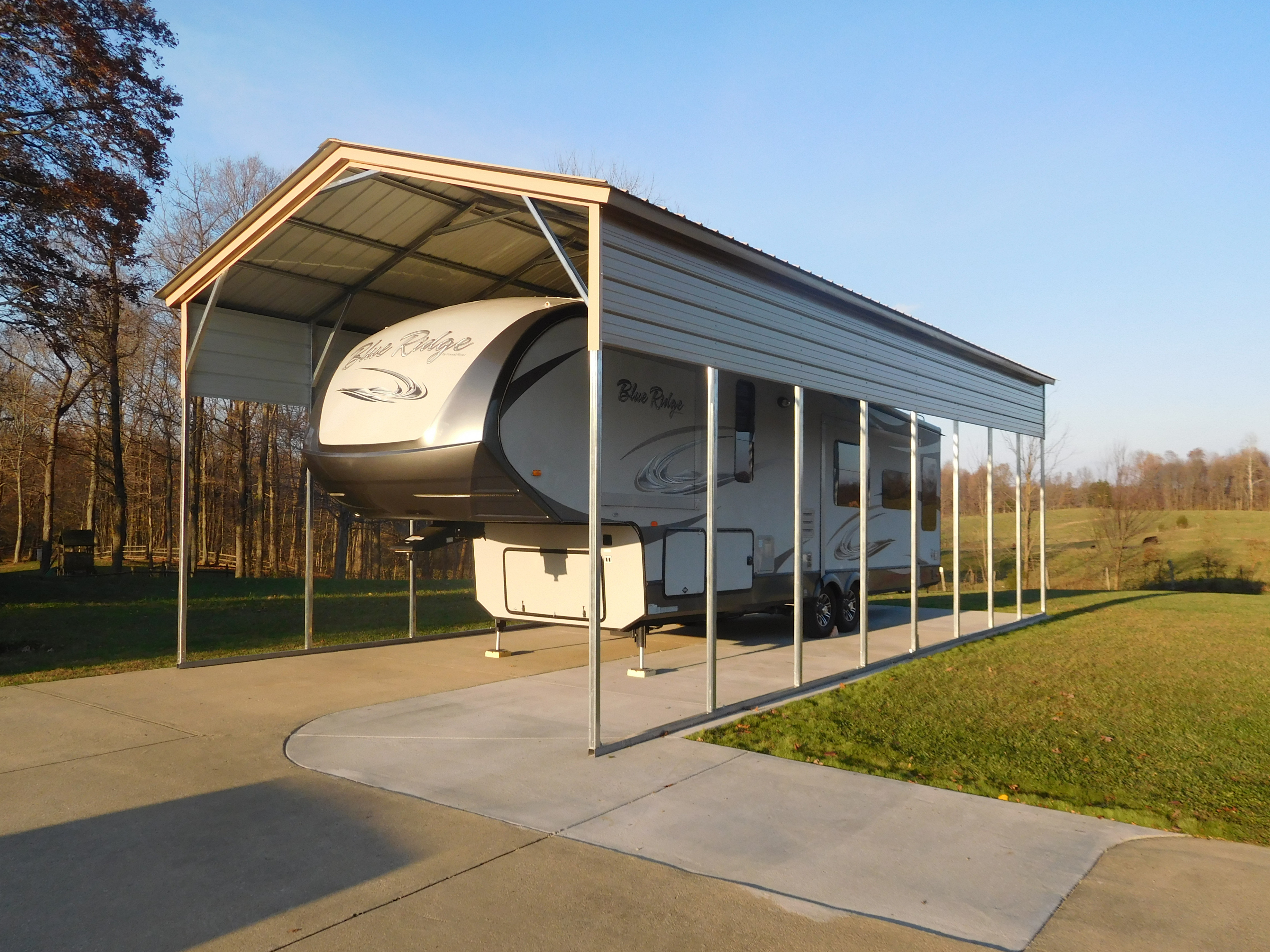 Free Delivery Of Metal Carports Near Me | Find A Custom ..
