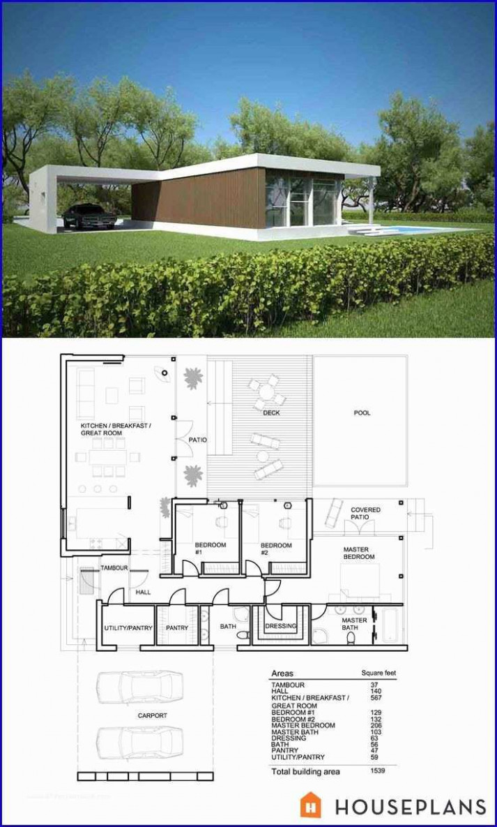 Free Modern House Plans For Small Houses And 10 Best Ideas ..