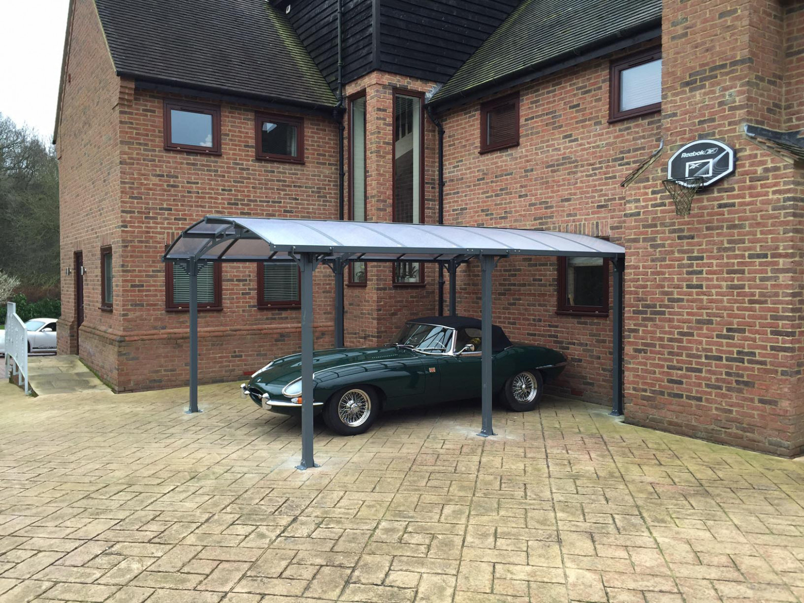 Freestanding Carports And Canopies Leicester Sectional ..