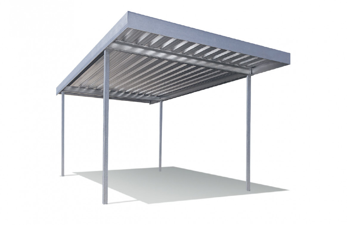 Frontier Patio Carport Roof Youtube
