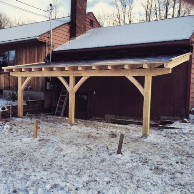 Future Side Lean To? (north Side) | Shop | Pinterest ..