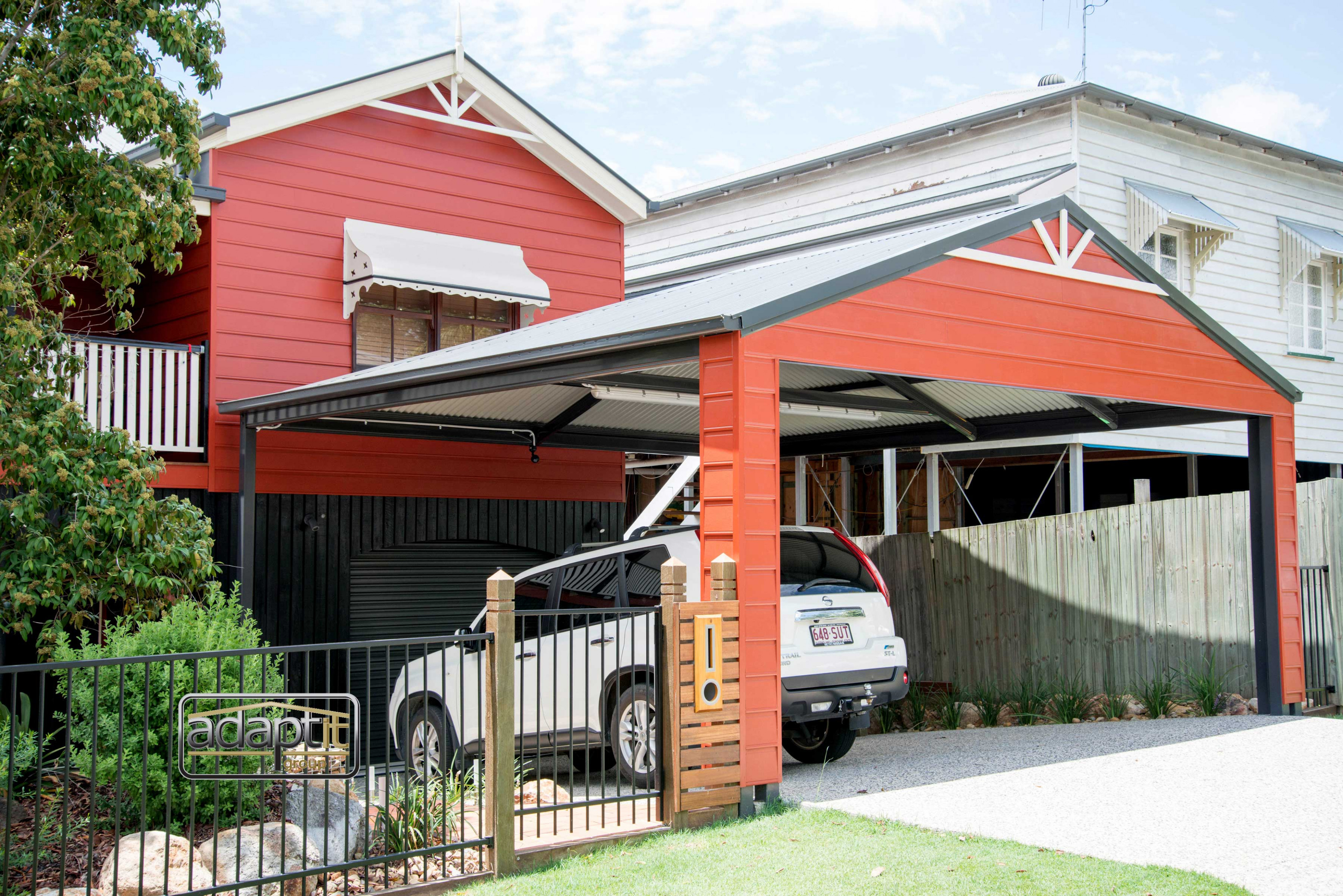 Gable Carports Pitched Roof Carports