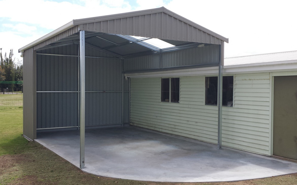 Gable Roof | Carports | Totalspan New Zealand Carport Roof Height