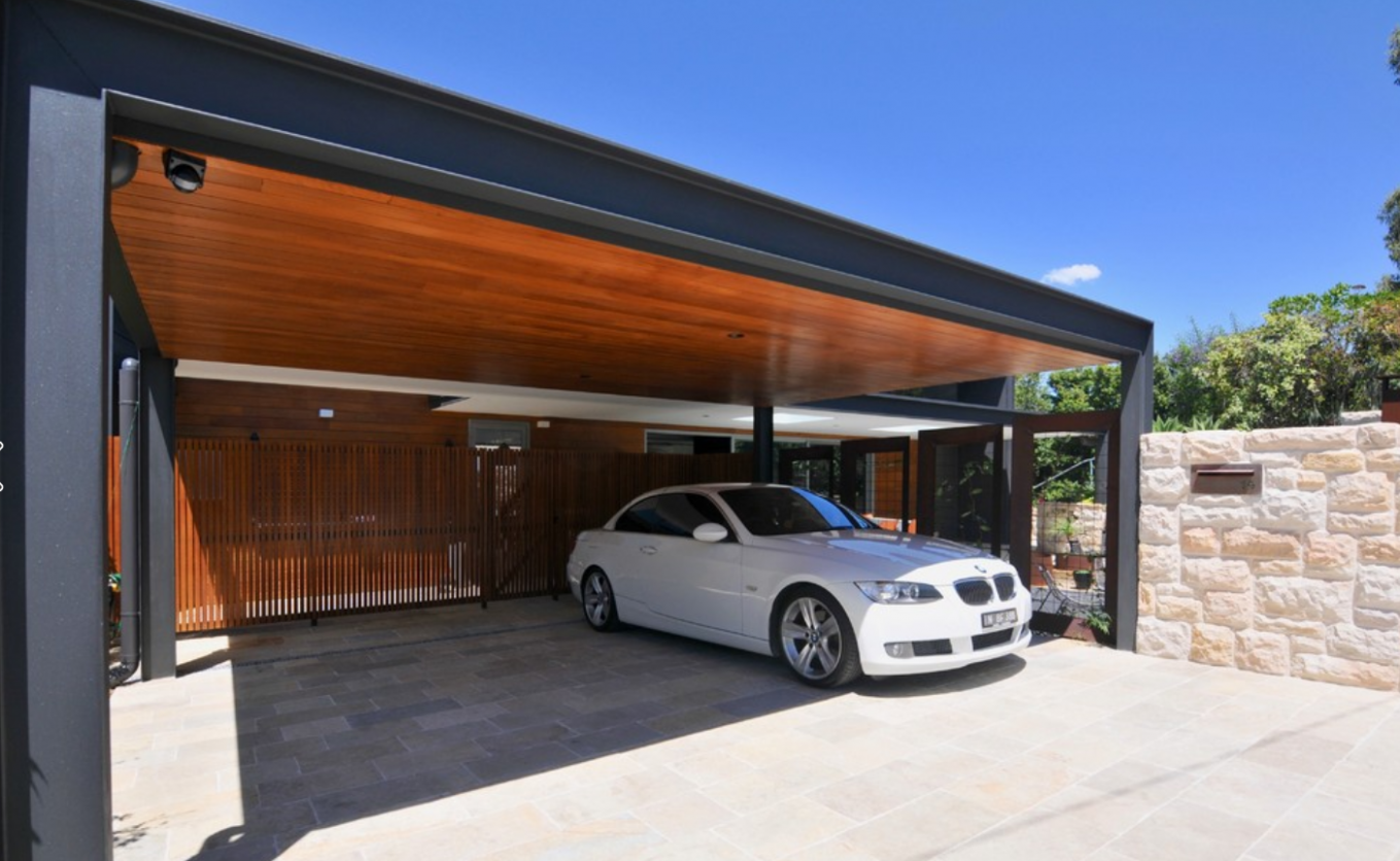Garage And Carport Conversions Perth Renovators | Mindful Homes Executive Carport Parking