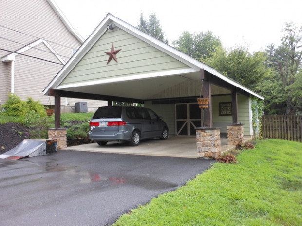 Garage Building / Carport In West Chester, PA ..