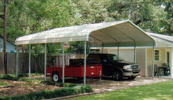 Garage Buildings $695 Carports, Garages, Custom Metal ..