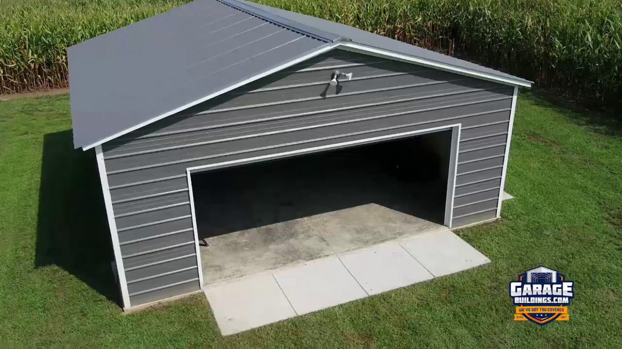 Garage Buildings - Carports, Garages, Barns, Workshops and ...
