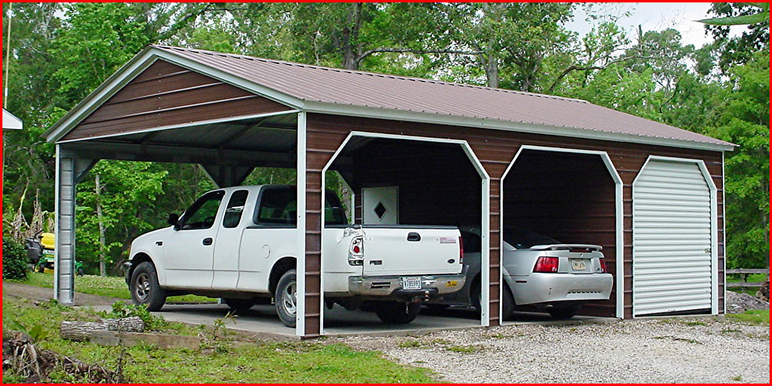 Garage Carport 430669 Small Metal Carport Garage ..