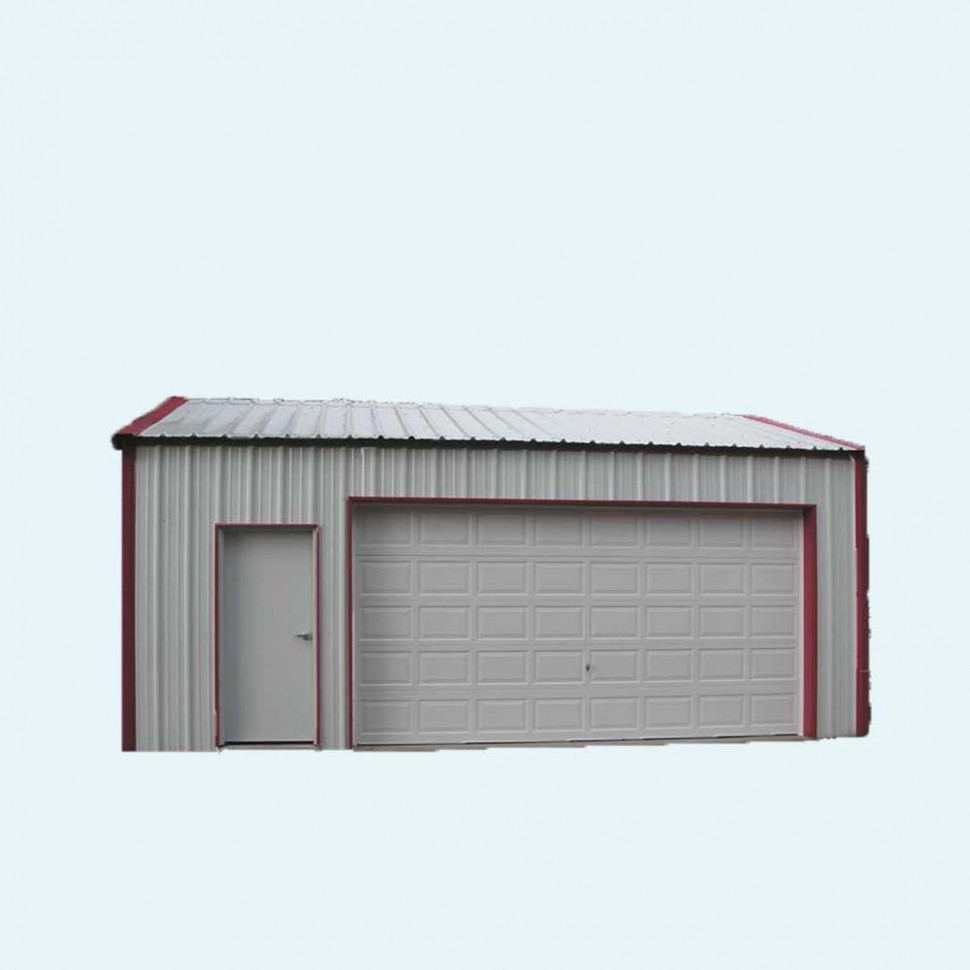 Garage ~ Carport And Garage Splendi Metal Garages ..