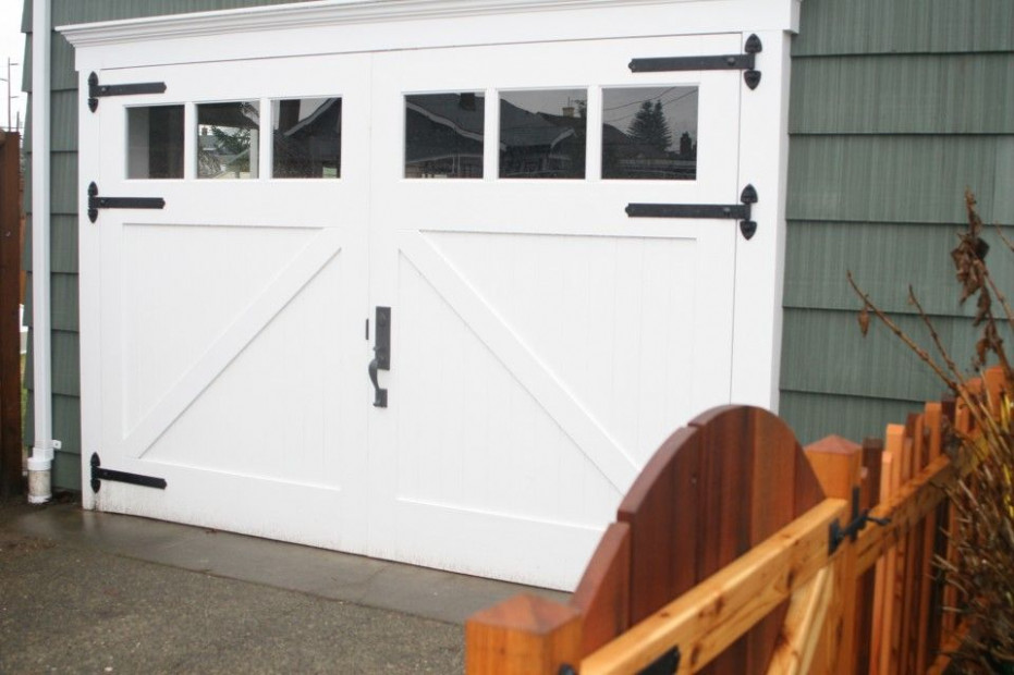 Garage Conversion Carriage Door | Work And Space ..