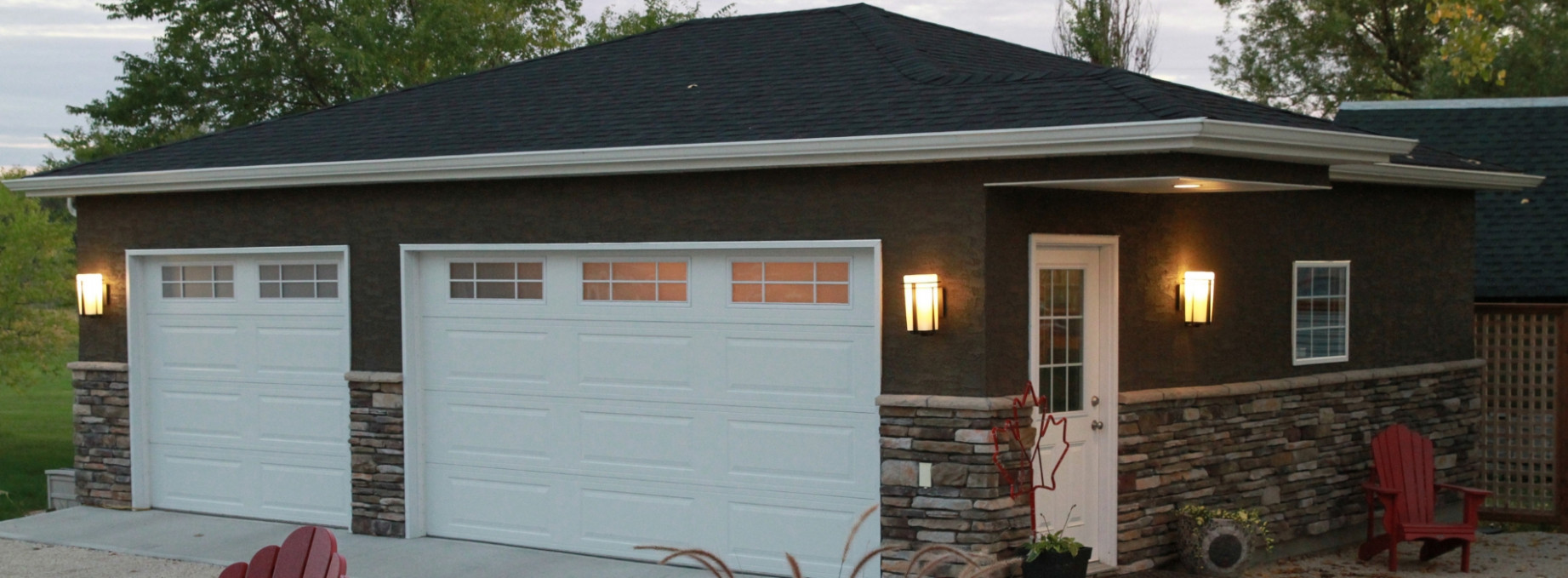 Garage Masters Winnipeg | Complete Garage Specialists Can A Carport Be Converted To A Garage