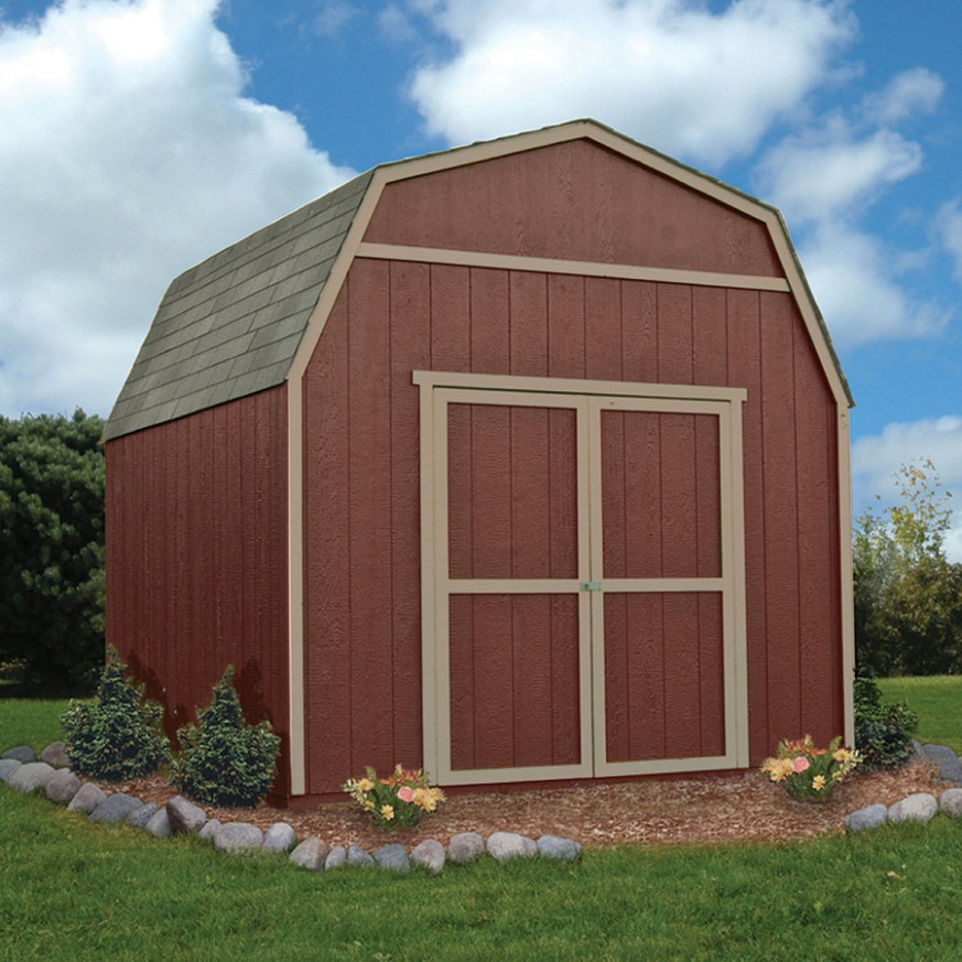 Garage Shed Plans For Your Yard | Garage Designs And Ideas Enclosing Metal Carport Ideas
