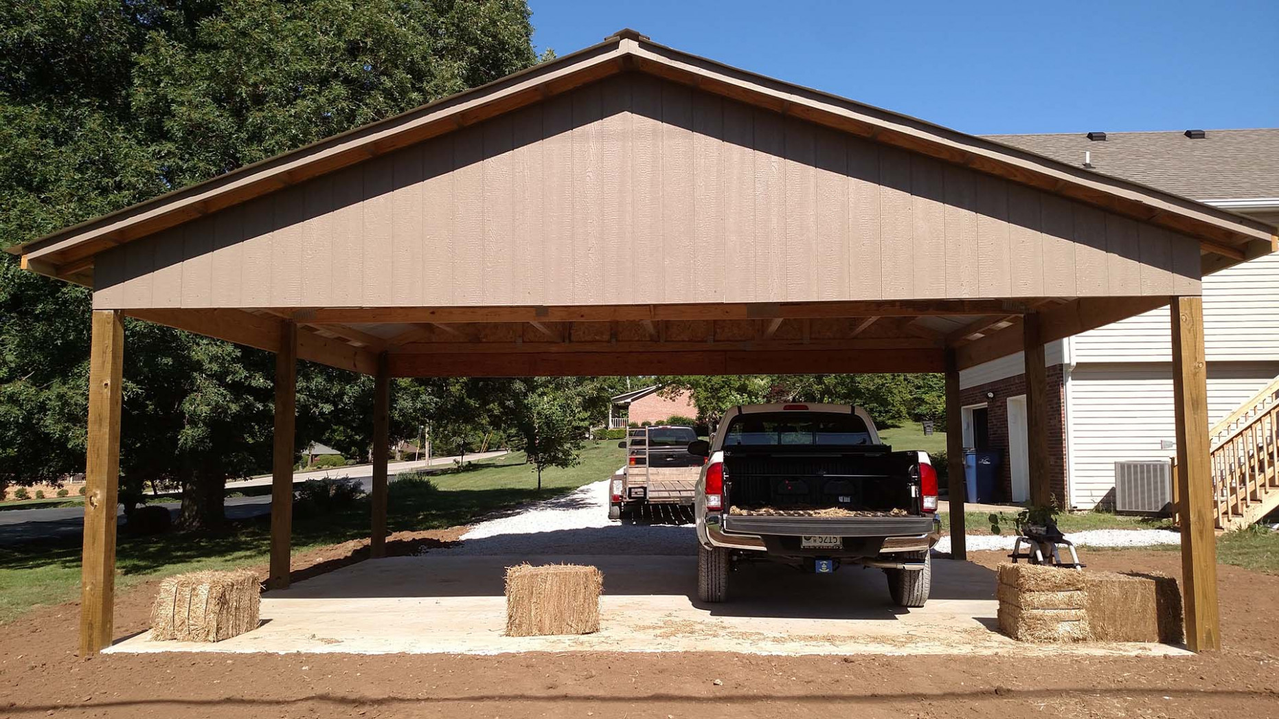 Garage Vs Carports: What Option Works Best For Your Home ..