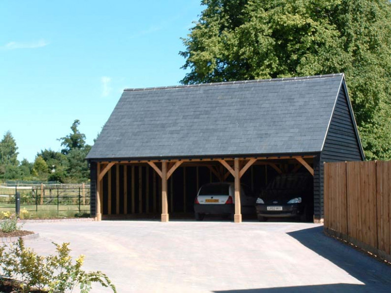 Garages And Carports Gallery BenfieldATT Garage Carport Youtube