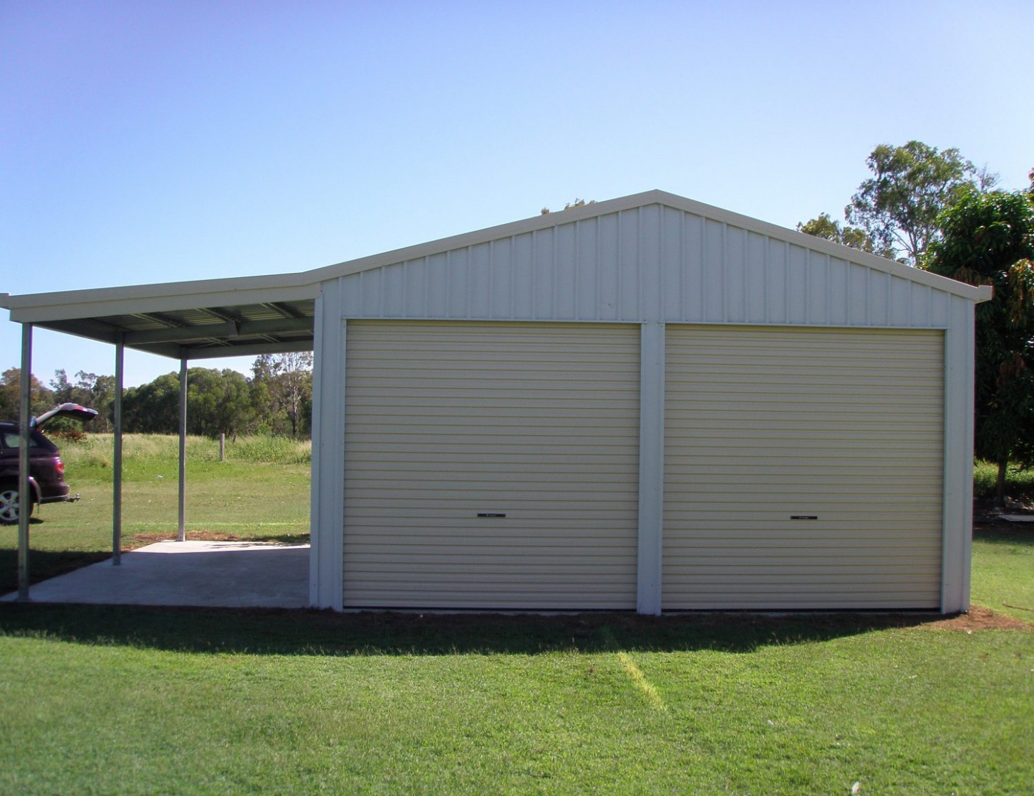 Garages & Carports All Your Steel Solutions Under One Roof ..