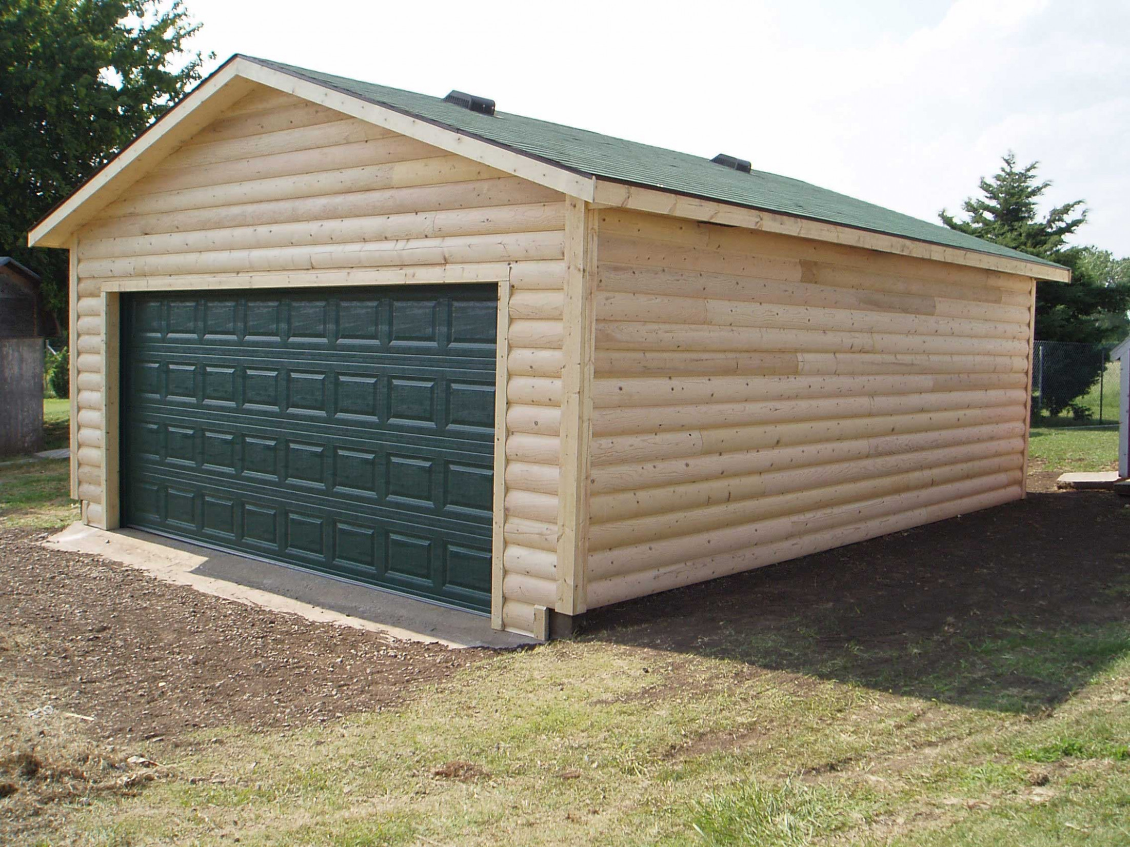 Garages: Perfect Solution To All Your Needs With 24×24 ..