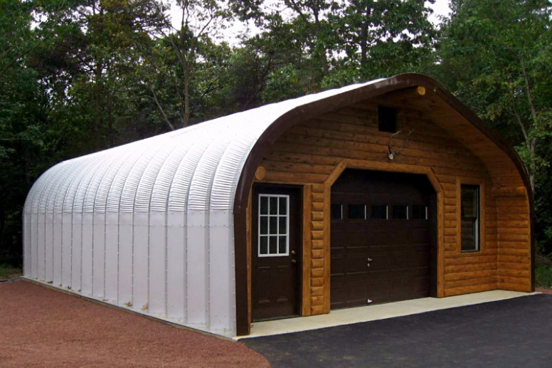 Garages Prefab/Custom Options By SteelMaster Buildings Garages Carports Blokhutten Blokhut