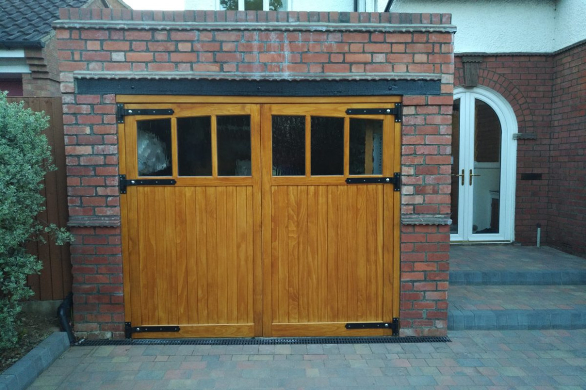 Gate Expectations Made To Measure Wooden Gates, Garage ..
