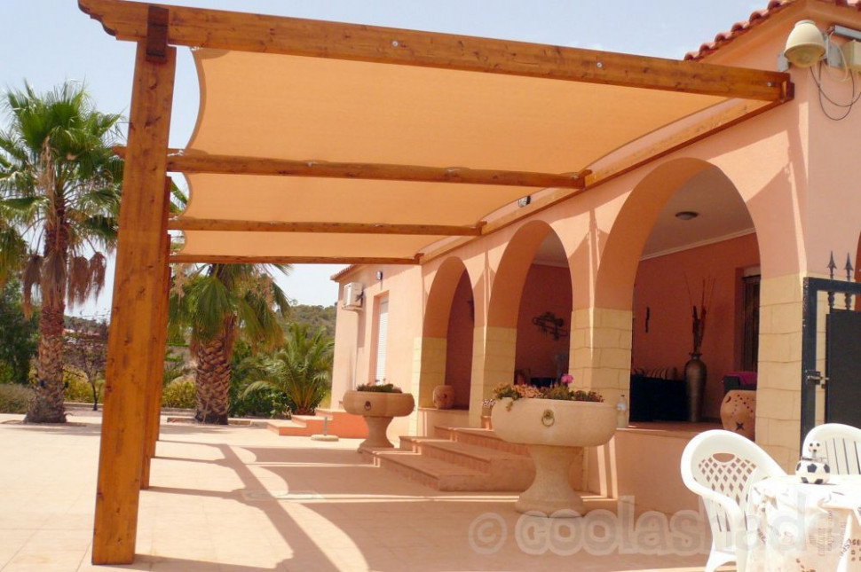 Gazebo Or Pergola In Spain, Shade Sails Spain By ..
