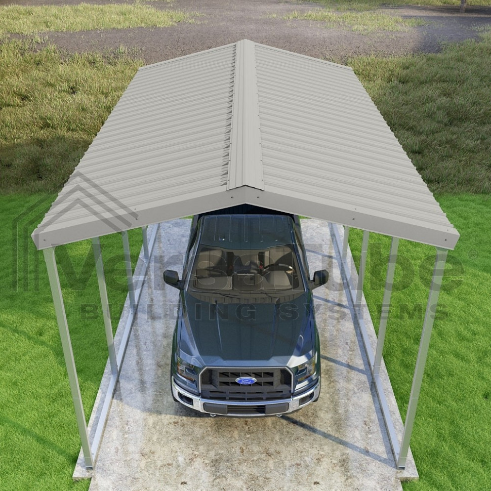 Grand Carport - Roof Only - 12 x 20 x 10 - Carport or ...