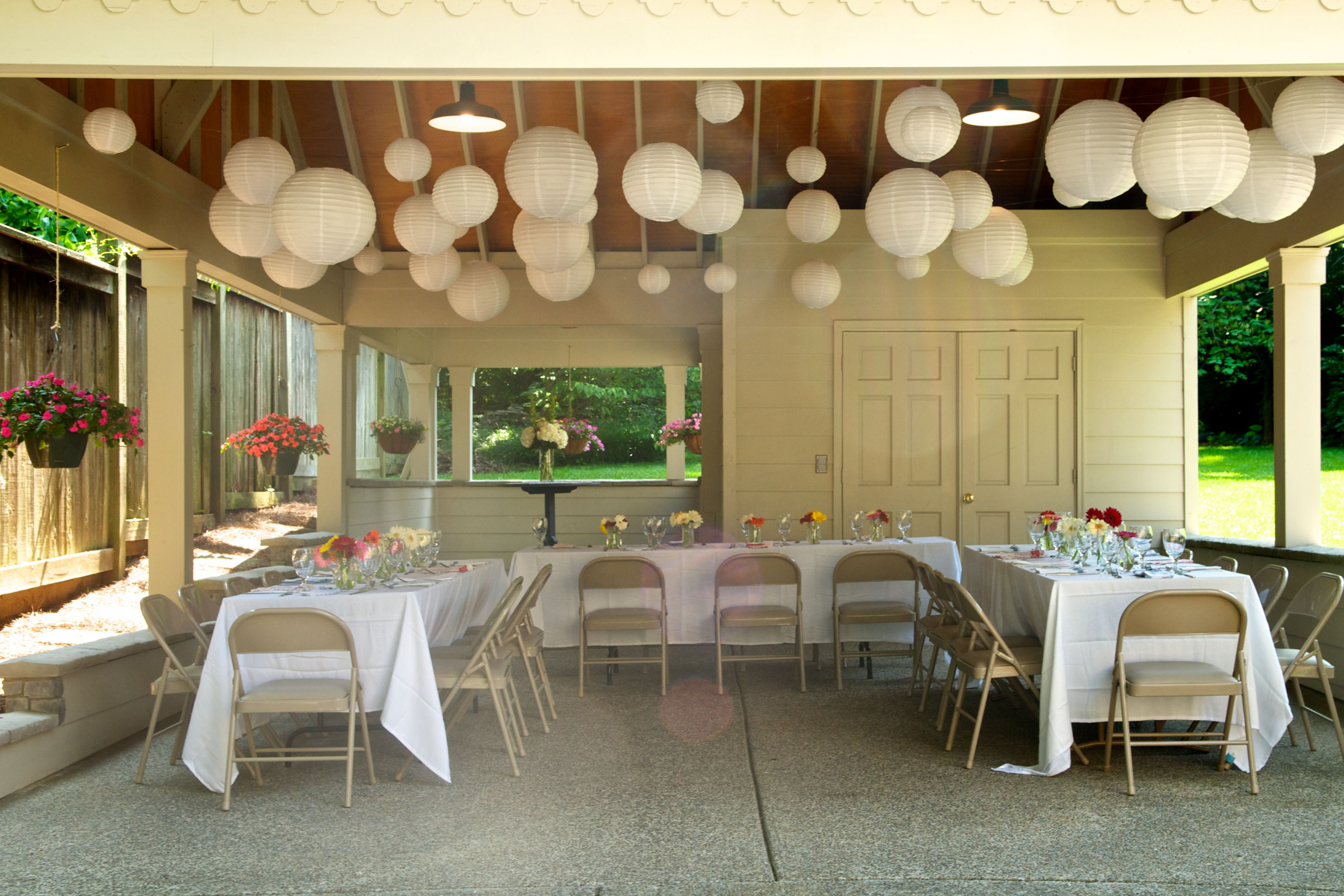Hang Balloons? In The Carport | Wedding | Garage Party ..