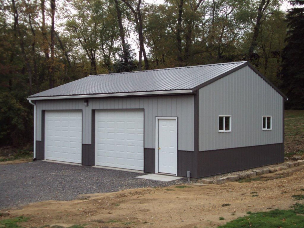 Hansen Pole Buildings Offer Many Designs For Different Types ..
