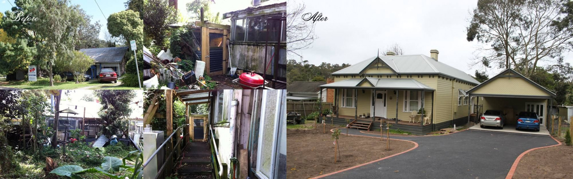 Harkaway Homes Victorian Traditional With Carport ..