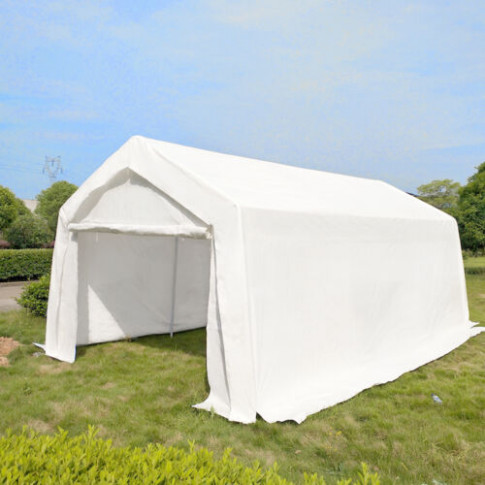 Heavy Duty 3x6m Portable Garage Tent Shelter Carport ..