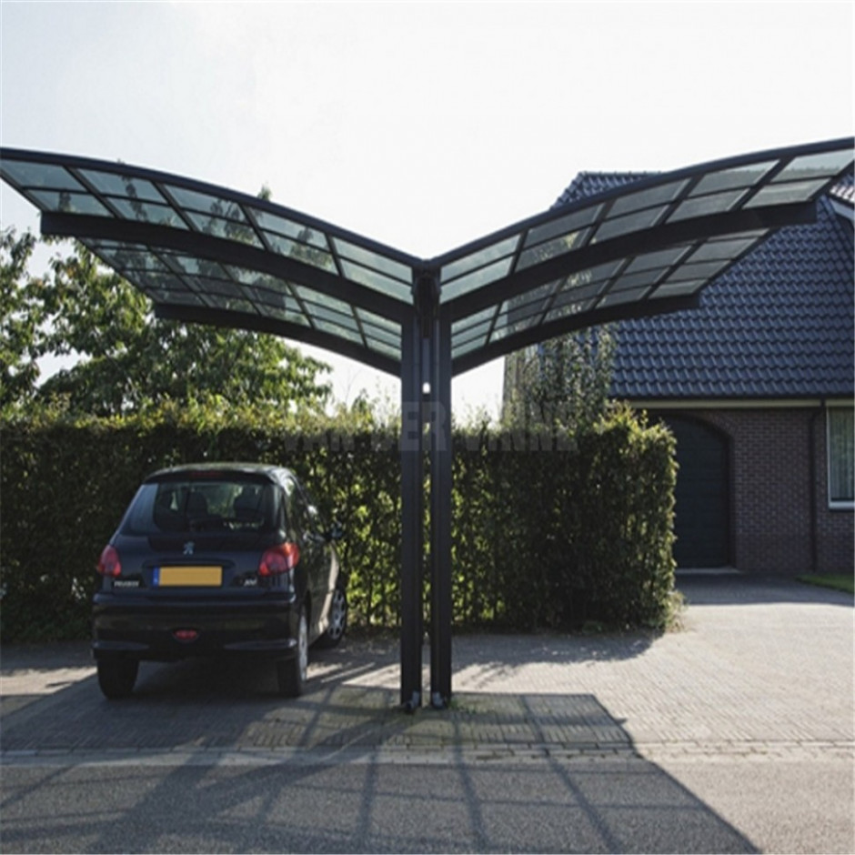 Here's What People Are Saying About | Creative Car Port Idea Carport Garage Material