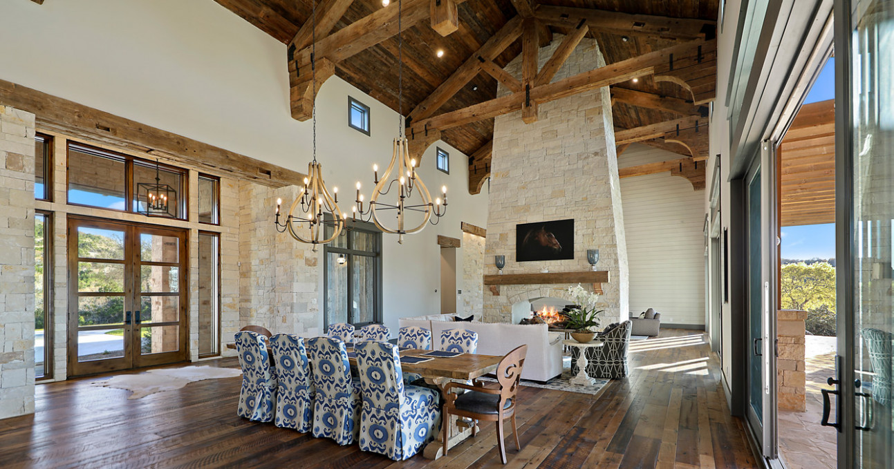 Heritage Restorations | Barn Home • Timber Frame Event ..