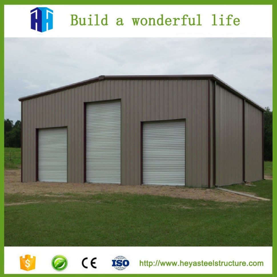 HEYA Prefabricated Foldable Garage Container Carport With ..