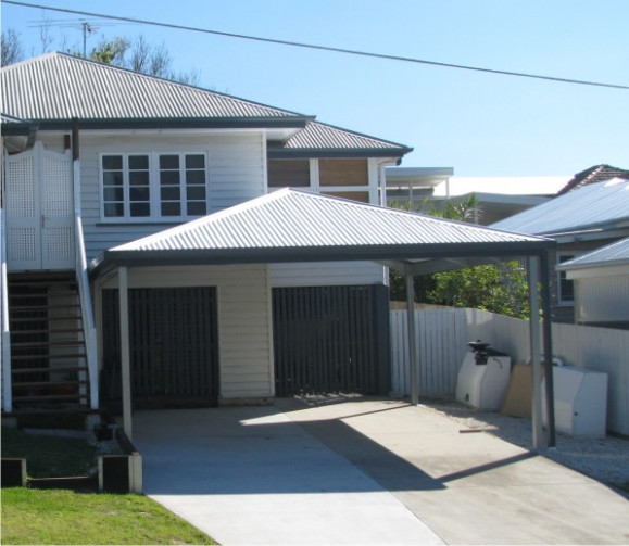 Hip Roof Carports Gold Coast, Brisbane, SE QLD & NSW Carport Hip Roof