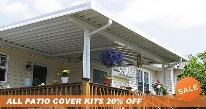 Home Depot Screened In Porch Kits | Patio Cover DIY Kits ..