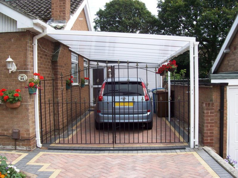 Homestyle Domestic Canopies And Carports Gallery ..