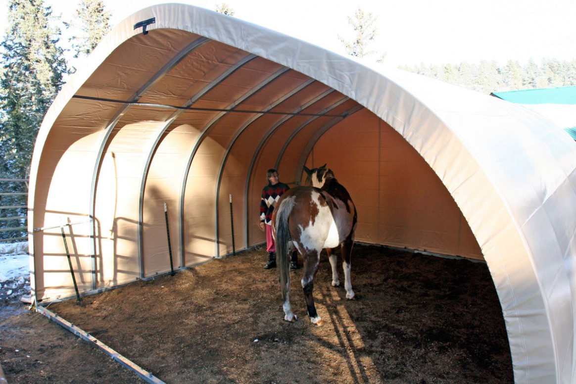 Horse Riding Arenas | WeatherPort